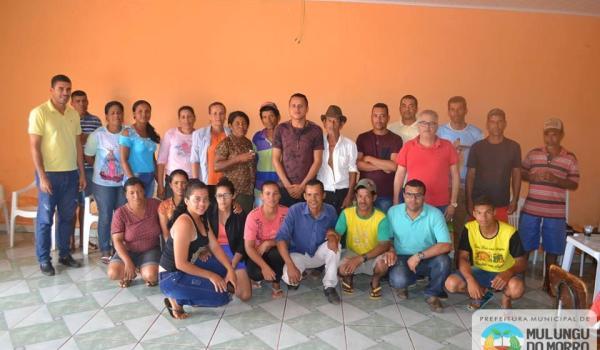 Imagens da Reunião