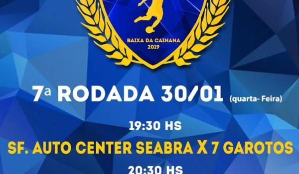 Imagens da Campeonato Intermunicipal de Baixa da Cainana 2019