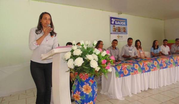 Imagens da 3ª Conferência Municipal de Saúde