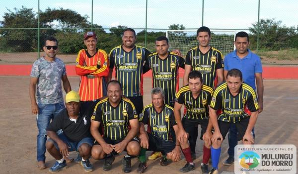 Inauguração da Quadra de Futebol Society