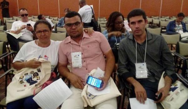 Imagens da MULUNGU DO MORRO/BA, MARCA PRESENÇA NA 6ª CONFERÊNCIA ESTADUAL DAS CIDADES