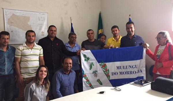 MULUNGU DO MORRO EM AÇÃO NO PLANO MUNICIPAL DE SANEAMENTO BÁSICO