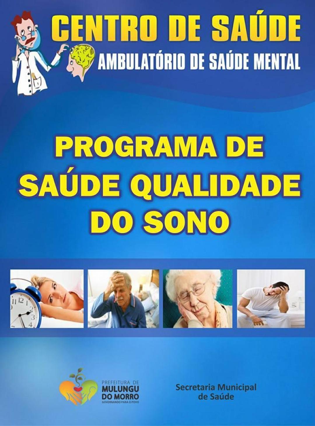 Programa de Saúde Qualidade do Sono