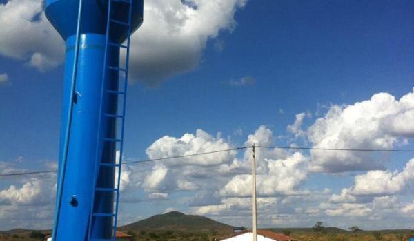 Sistemas de abastecimento de água dos povoados de Gitirana e Sapecado