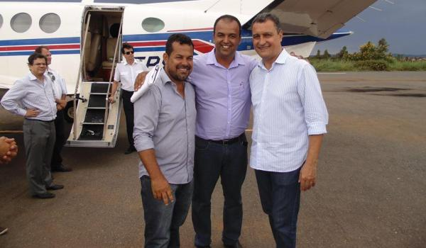 Visita do Exmo. Governador Rui Costa