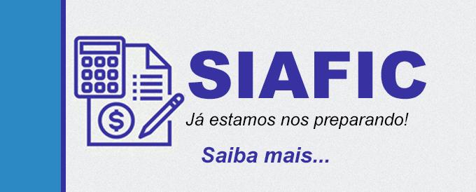 Prefeitura de Mulungu do Morro-BA - O que é o SIAFIC?